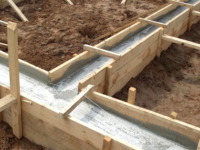 Укладка бетона слоями завод бетон кемерово