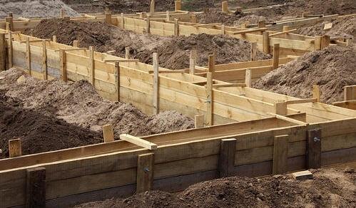 как правильно приготовить бетонную смесь для заливки фундамента